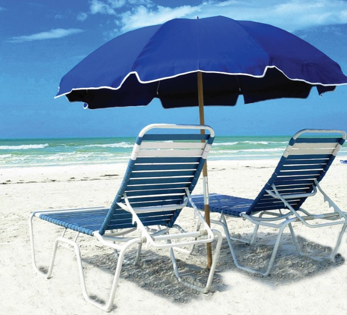 Siesta Key Beach Rental Chairs